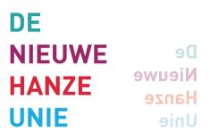 logo nieuwe hanze unie