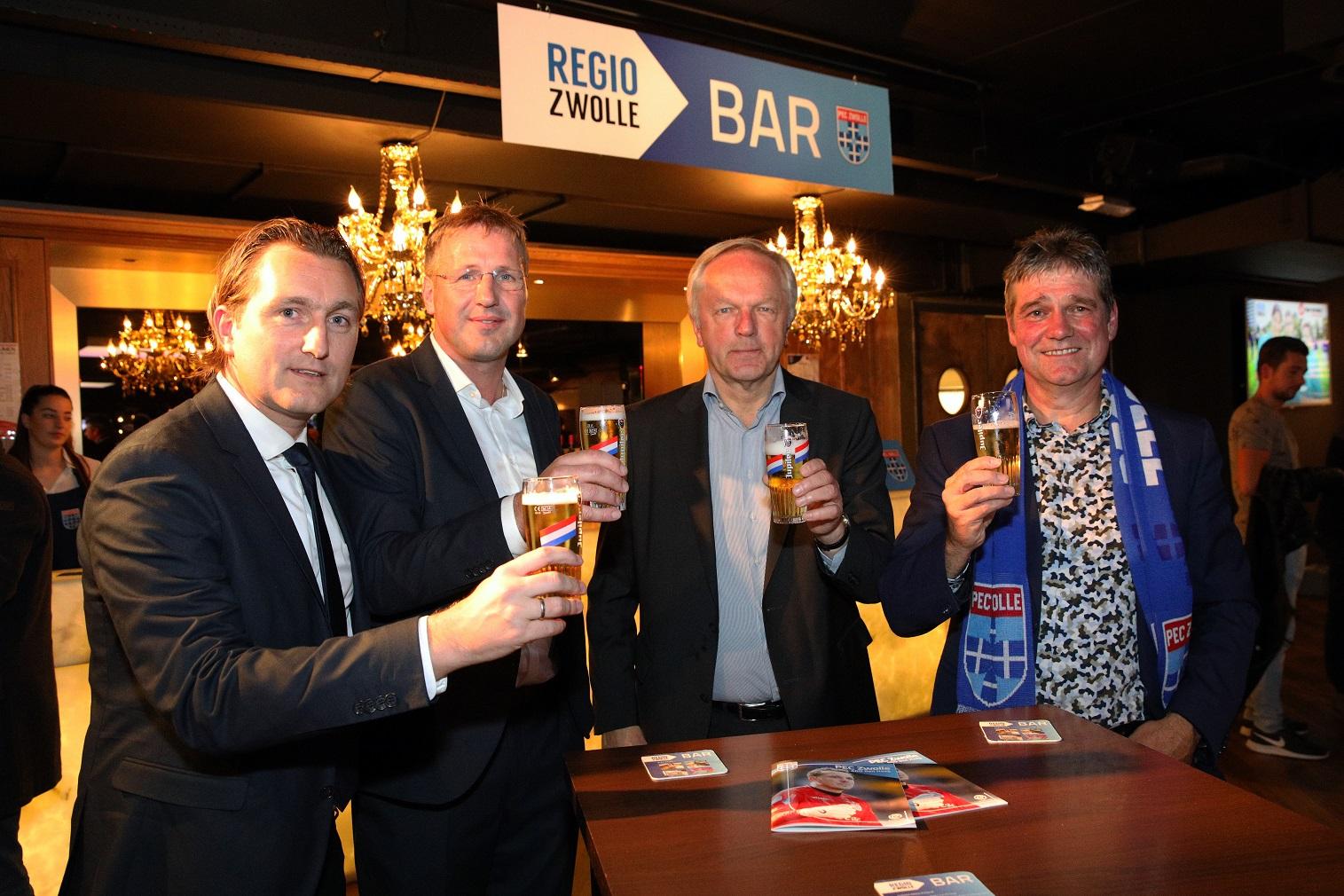 opening Regio Zwolle Bar